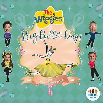 The Wiggles ' Big Ballet Day! [CD] Importação dos EUA