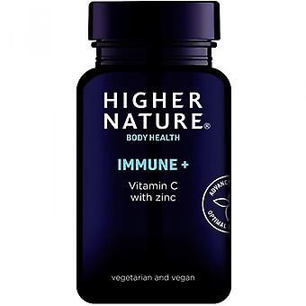 Higher Nature Immune+ Vegetable Tablets 90 (QIM090)