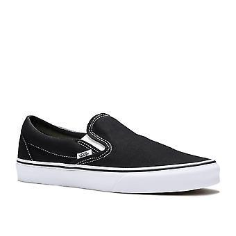 Vans - klassiske Slip på - sort - Vn000eyeblk - sko
