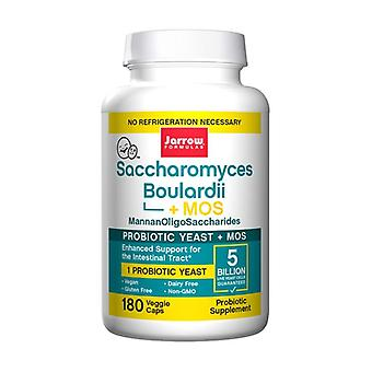 Saccharomyces Boulardii MOS 180 vegetable capsules