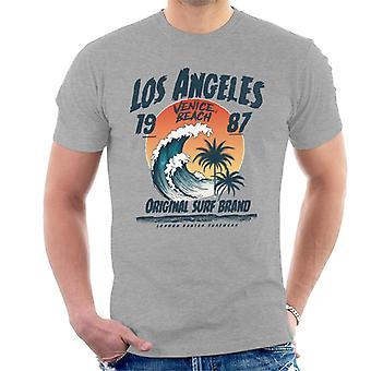 London Banter Los Angeles Original Surf Männer's T-Shirt