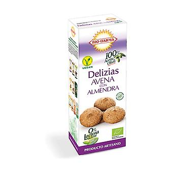 Almond Oatmeal Delights 125 g