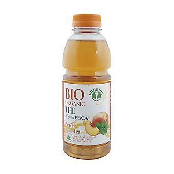 Orgaaninen persikkatee 500 ml (persikka)