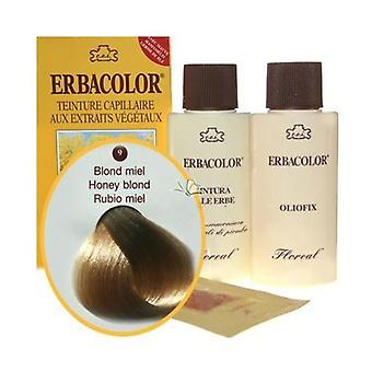 9 Erbacolor honning blonde 120 ml