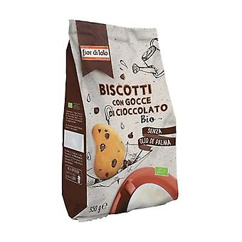Cookies with chocolate chips 350 g