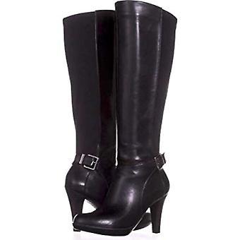 Alfani Womens Vennuss Mandel Toe Stiefel kniehoch Mode