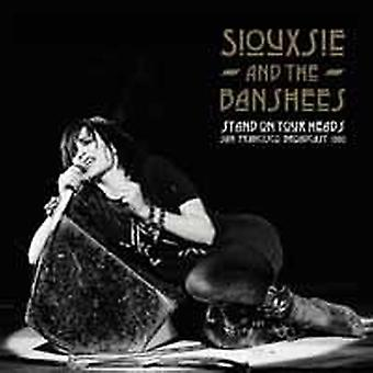 Siouxsie and the banshees - stand on your heads - double 12