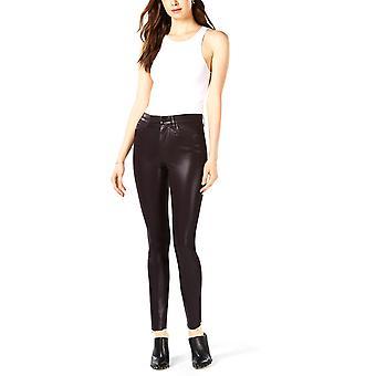 Joe's | Charlie Coated High Waist Ankle Skinny Jeans