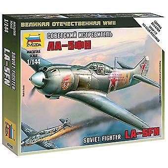 Zvezda Z6255 La-5 Sovjet Fighter Model Kit