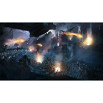 Hero Playmat War: Shadows of Kilforth
