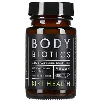 KIKI Health Body Biotics 400 mg 30 vegetarian capsules