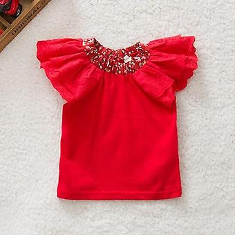 Short Sleeve, T-shirt, Tops Blouse Cute Tee Shirt For Baby