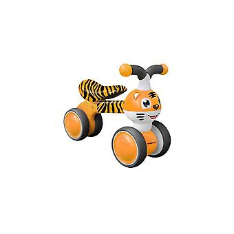 Walking bike walking bike Enero orange tiger