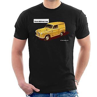 Austin 5cwt Delivery Van British Motor Heritage Men's T-Shirt