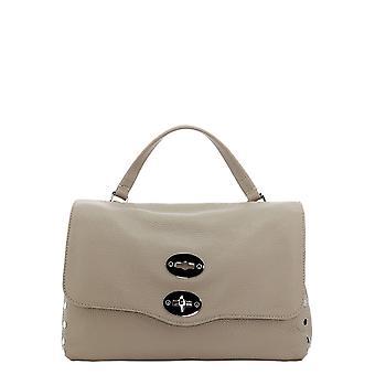 Zanellato 612018t7 Dames's Brown Leather Handtas