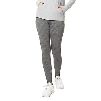 Kyodan Womens High Waist Double Brushed Yoga Workout Legging with pockets