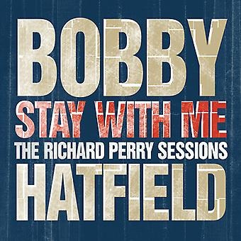Stay With Me: The Richard Perry Sessions [CD] USA import
