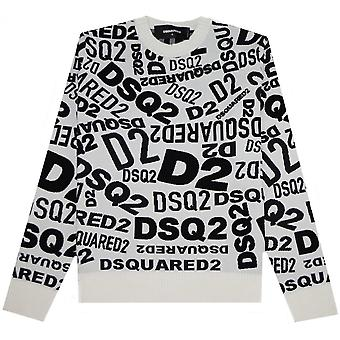 Dsquared2 All Over Neule