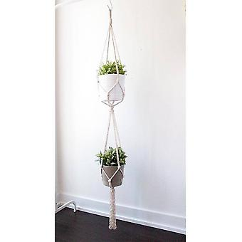Vintage Inspired - Hanging Planter