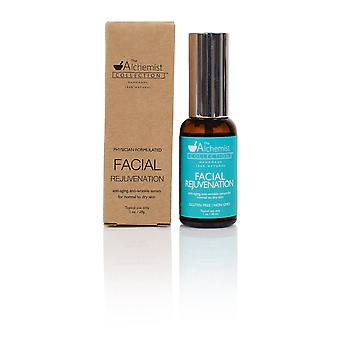 Facial Rejuvenation, All Natural Facial Serum