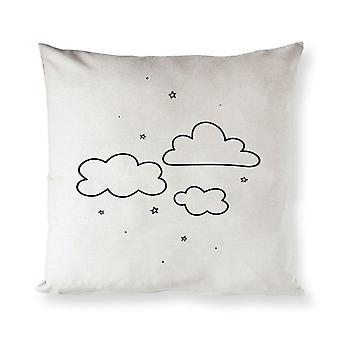 Puuvillakankaan tyynynpääte