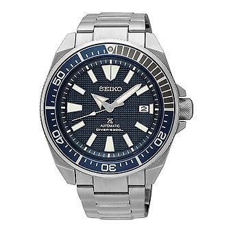Seiko Seiko SRPB49K1 Prospex sininen & hopea ruostumaton teräs automaattinen Men's Watch