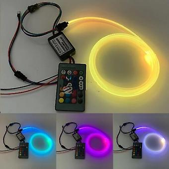Rgb Light Illuminators For Car - Fiber Cable Light Holder