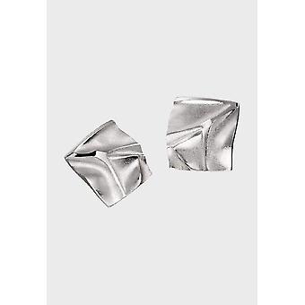 Kalevala Earrings Women's Gelo Silver 2651150T
