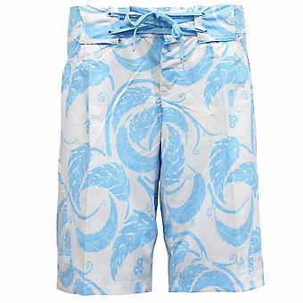 Nike ACG Valkoinen Sininen Kuviollinen Polyesteri Shortsit 264348 104 A20E