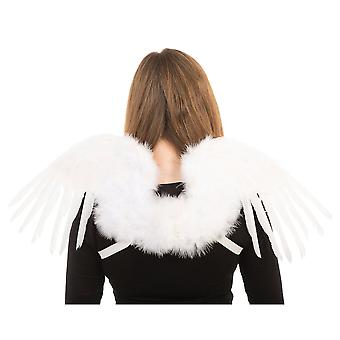 Bristol Novelty Unisex Adults Mythical Feather Wings