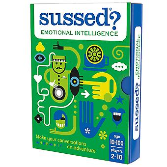Sussed emotional intelligence - the empathetic who knows who best card game - mindful fun 10+ emotio