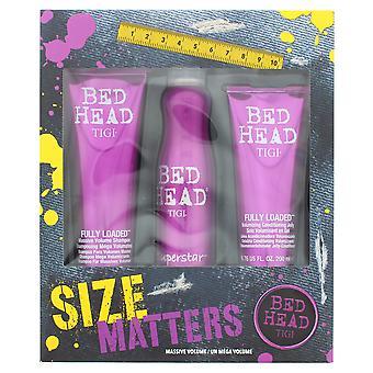 TIGI Bed Head Size Matters Gift Set For Her - Massive Volume
