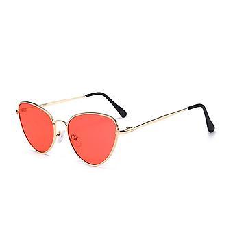 Sexy kleine Vintage Katze Auge Sonnenbrille