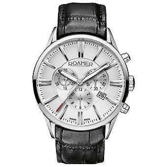 Roamer 508837 41 15 05 Superior Chrono watch 44 mm