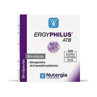 Ergyphilus ATB 30 capsules