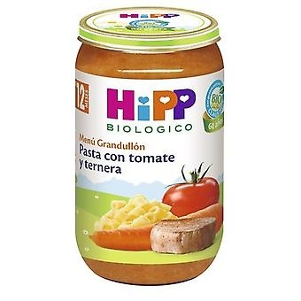Hipp Potitos Pasta with Tomato and Veal 250 gr