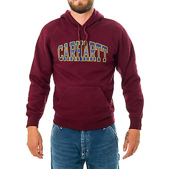 Mäns sweatshirt carhartt wip teori tröja i027031.06b