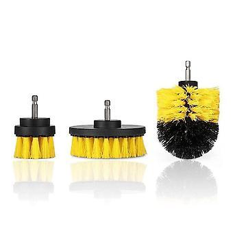 Electric Drill Brush Set