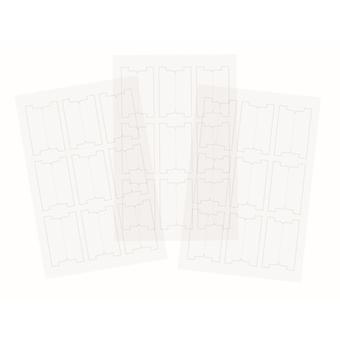 Simple Stories - Clear Tab Stickers