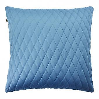 وسادة 45 × 45 سم نسيج أزرق فاتح
