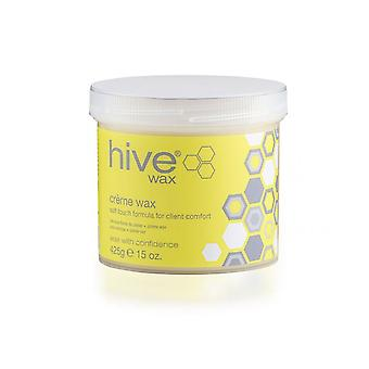 Hive Of Beauty Waxing Depilatory Creme Wax Lotion Strong Fine Hair Removal 425g