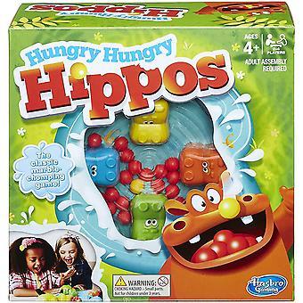 Hongerige hippos Ballroom spel