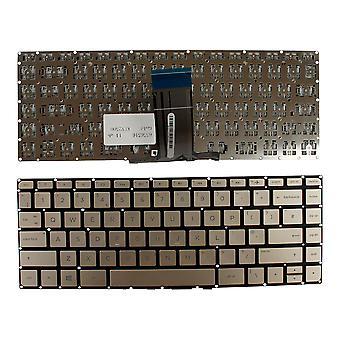 HP Pavilion 14-ab132TX أسود المملكة المتحدة استبدال تخطيط لوحة مفاتيح الكمبيوتر المحمول