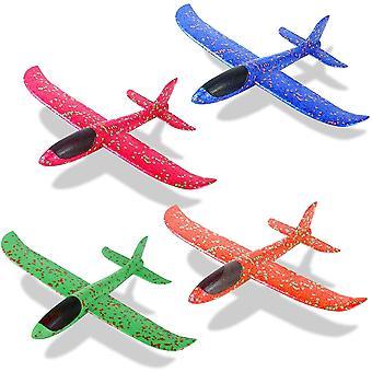 FengChun Spielzeug Flugzeug, Flugzeug Modell Flugzeug Spielzeug, Schaum Flugzeug Spielzeug, für Jungen Mädchen Kinder im Freien