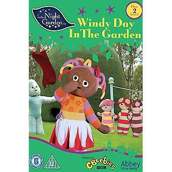 In The Night Garden: Windy Day in the Garden DVD