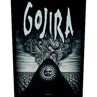 Gojira - Magma Back Patch