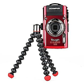 Joby gorillapod magnetic 325. magnetic camera tripod w/reinforced ballhead (black/charcoal)