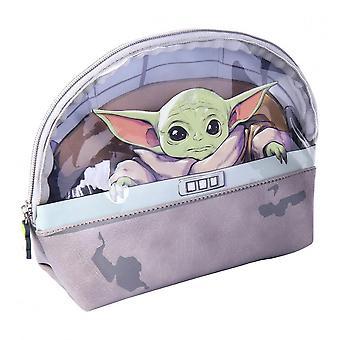 Star Wars: The Mandalorian Toiletry Bag