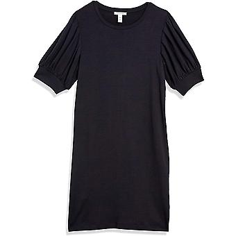 Brand - Daily Ritual Women's Supersoft Terry Puff-Sleeve Dress