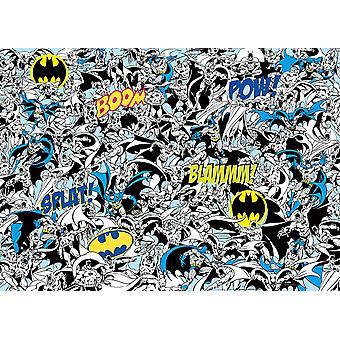Ravensburger Challenge Batman Legpuzzel (1000 stukjes)
